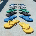 apparel flip flops sandals copa flip flops