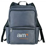 custom bags custom backpacks executive 1680d 15 computer backpack
