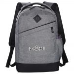 custom bags custom backpacks graphite slim 15 computer backpack