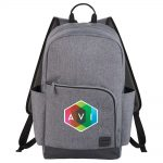 custom bags custom backpacks grayson 15 computer backpack