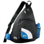 custom bags custom backpacks slazenger sport deluxe sling backpack1