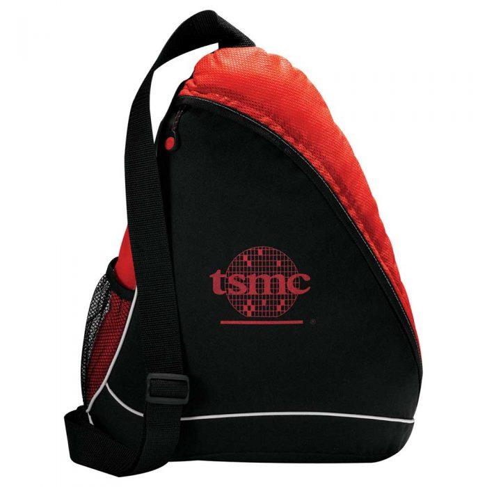 custom bags custom backpacks sling shot sling backpack1