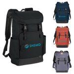 custom bags custom backpacks tranzip 15 commuter computer backpack3