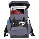 custom bags custom backpacks tranzip 15 commuter computer backpack4
