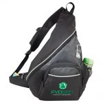 custom bags custom backpacks vortex deluxe sling backpack