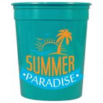 drinkwear stadium cups casino solid 32oz stadium cup14