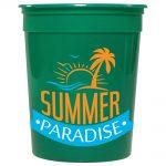 drinkwear stadium cups casino solid 32oz stadium cup2