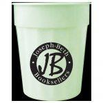 drinkwear stadium cups fluted 24oz glow stadium cup