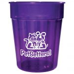 drinkwear stadium cups fluted 24oz jewel stadium cup