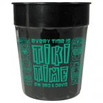 drinkwear stadium cups fluted 24oz stadium cup