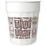 drinkwear stadium cups fluted 24oz stadium cup12