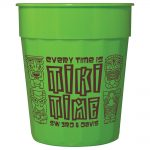drinkwear stadium cups fluted 24oz stadium cup5