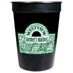 drinkwear stadium cups solid solid 12oz stadium cup