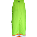 workwear – hi vis open road® insulated bib pants