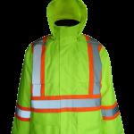 workwear – hi vis open road® insulated jacket