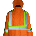 workwear – hi vis open road® insulated jacket