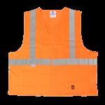 workwear – hi vis open road® mesh safety vest