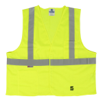 workwear – hi vis open road® mesh safety vest