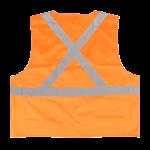 workwear – hi vis open road® solid safety vest1