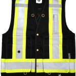 workwear – hi vis open road® surveyor vest