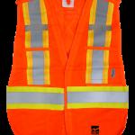 workwear – hi vis open road tear away vest