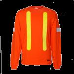 workwear – hi vis viking® safety cotton long sleeve shirt