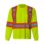 workwear – hi vis viking® safety long sleeve shirt