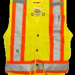 workwear – hi vis viking® surveyor safety vest