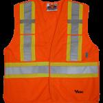 workwear – hi vis viking® tear away safety vest