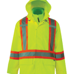 workwear – hi vis viking journeyman® tri-zone jacket & inner jacket