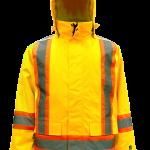 workwear – hi vis viking professional® freezer trilobal parka