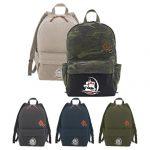 custom bags custom backpacks alternative® basic 15 cotton computer backpack14