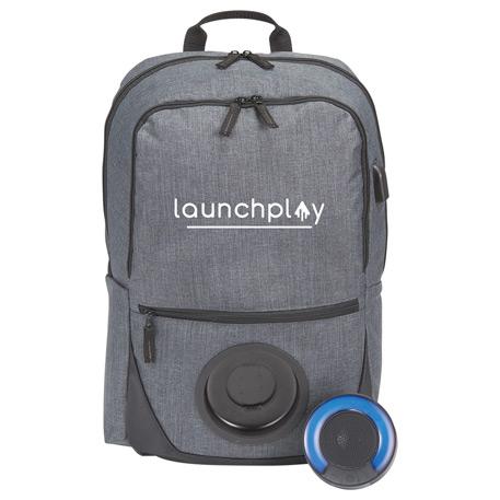 custom bags custom backpacks blare bluetooth speaker 15 computer backpack2
