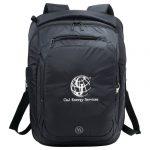 custom bags custom backpacks elleven stealth tsa 17 computer backpack