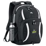 custom bags custom backpacks high sierra® garrett 17 computer backpack