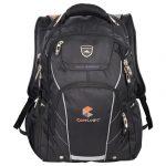 custom bags custom backpacks high sierra elite fly-by 17 computer backpack