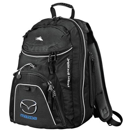 custom bags custom backpacks high sierra jack-knife backpack