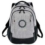 custom bags custom backpacks kenneth cole pack book 17 computer backpack6