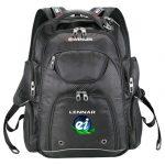 custom bags custom backpacks wenger scan smart trek 17 computer backpack2