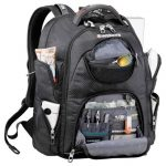 custom bags custom backpacks wenger scan smart trek 17 computer backpack5