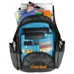 custom bags custom backpacks zoom power2go tsa 15 computer backpack1