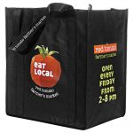 custom totes little grocery non-woven tote