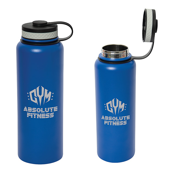 drinkware stainless steel water bottles cliff top 2.0 1200 ml. (40 oz.) bottle1