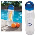 drinkware tritan water bottles tritan™ 700 ml. (23.5 oz.) fruit infuser water bottle3