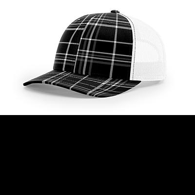 headwear trucker hats printed trucker3