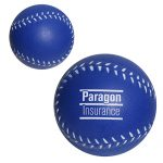 promotional products stress relievers baseball slo-release serenity squishy1
