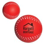 promotional products stress relievers baseball slo-release serenity squishy2