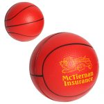promotional products stress relievers basketball slo-release serenity squishy3