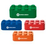 promotional products stress relievers building block stress reliever1