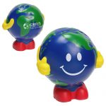 promotional products stress relievers earthball man stress reliever